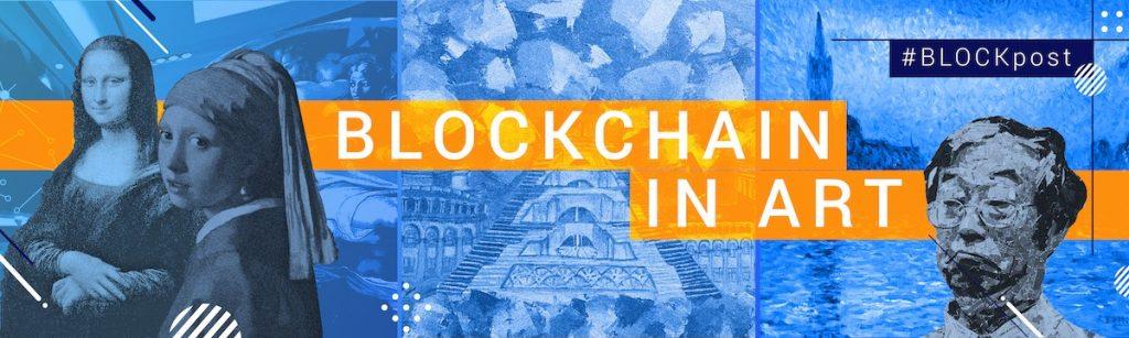 Blockchain in Art