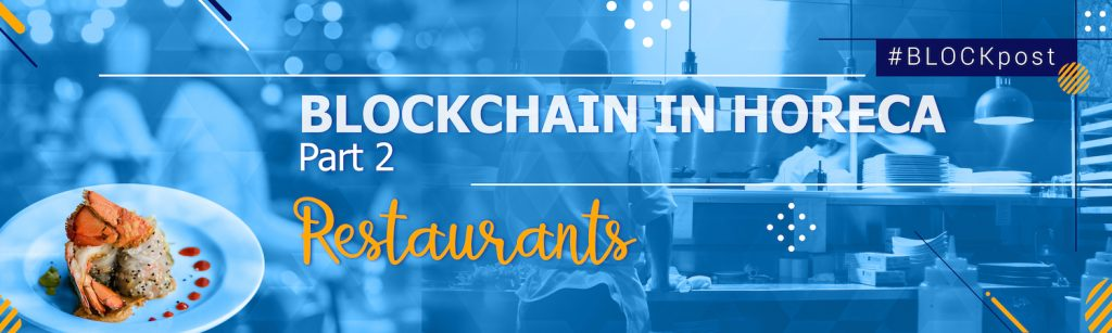 Blockchain in Horeca