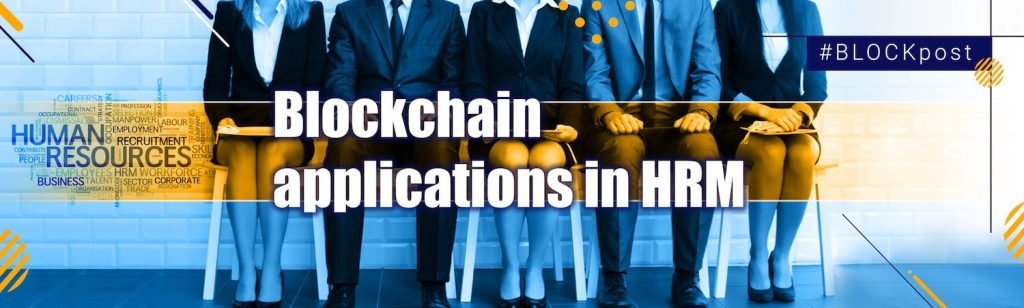 blockchain applications in hrm