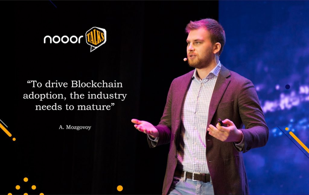 Anton Mozgovoy at ChainPoint