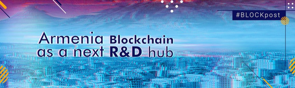 armenia as next R&D hub