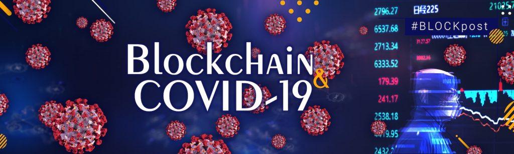 Blockchain and covid