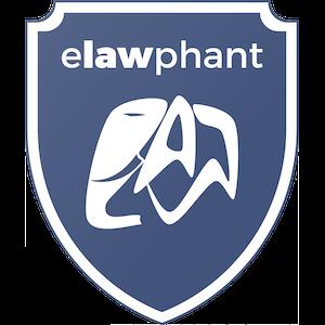 Elawphant logo