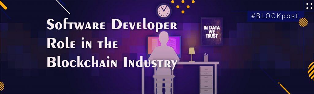 software engineers in blockchain