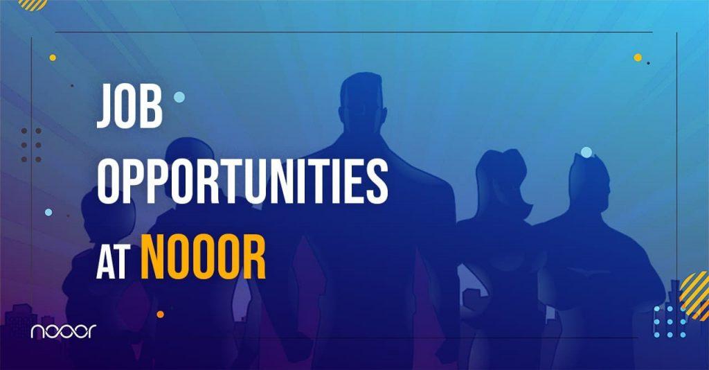 job opportunities at nooor